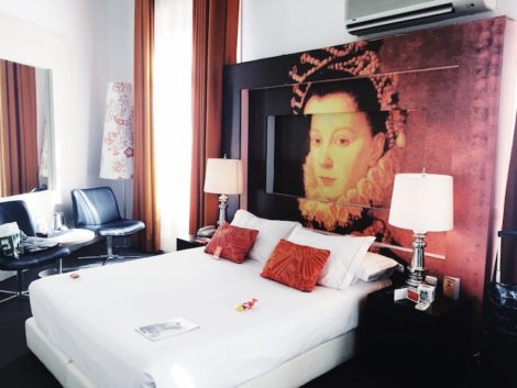 The best hotels in Madrid: Room Mate Hotels