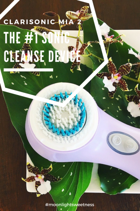 Clarisonic Mia2-The #1 Cleansing Device That is a Must have