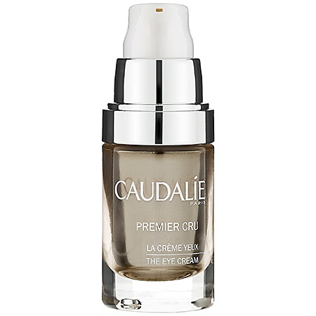 Beauty essentials for radiant skin-Caudalie Premier Cru The Eye Cream. What you need for a fair complexion.