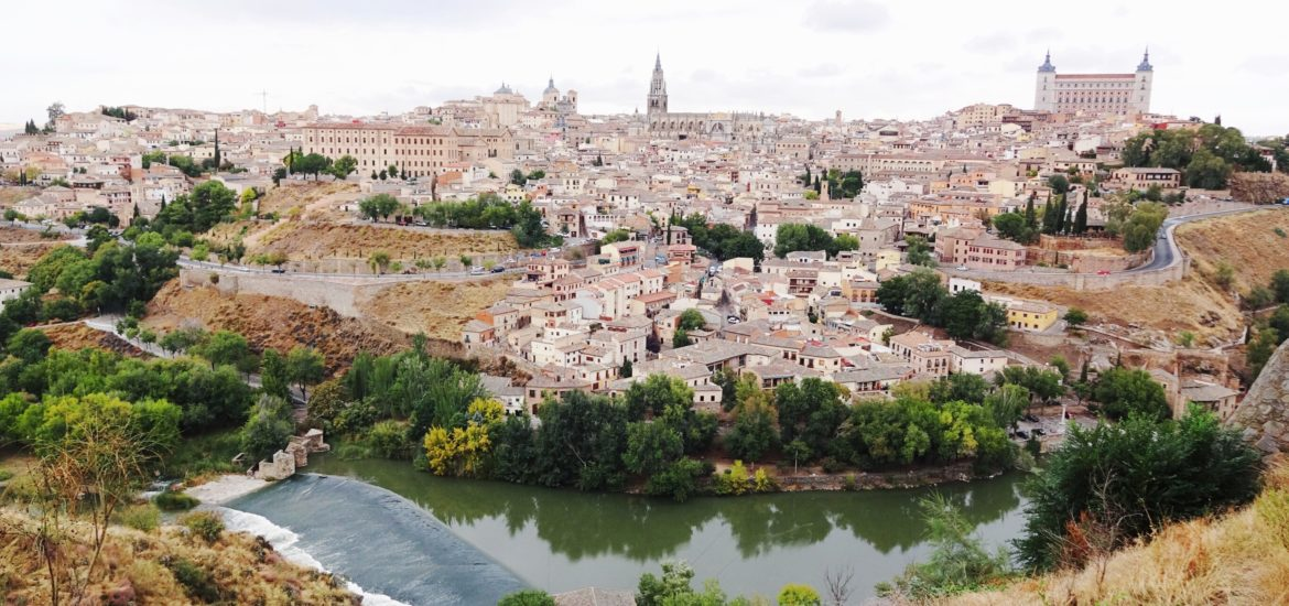 Must See Sites in Toledo, Spain.