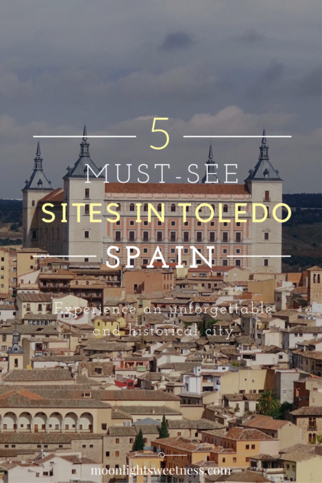 Must see sites in Toledo, Spain. From cathedrals to synagogues, to the famous Alcazar and El Greco Museum, here's what you shouldn't miss in Toledo. Experience a historical city like no other.