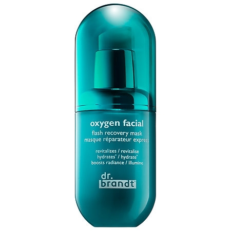 "Dr.Brandt Oxygen Facial Flash Recovery Mask. 4 Spring Secrets for Radiant Skin: Get Ready to Glow. How to get rid of dullness and uneven texture just in time for Summer. Do the ""no makeup look"" without the need of any makeup."