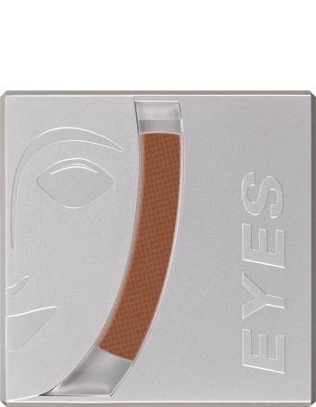 Kryolan eyeshadow - Eye Shadow Matt is a creamy pressed powder for dry application. The exceptional formulation enhances a gentle application and produces a pleasantly soft feeling on the skin. The micronized pigments offer the possibility of applying this preparation not only with fashionable transparency, but also with vivid color emphasis.