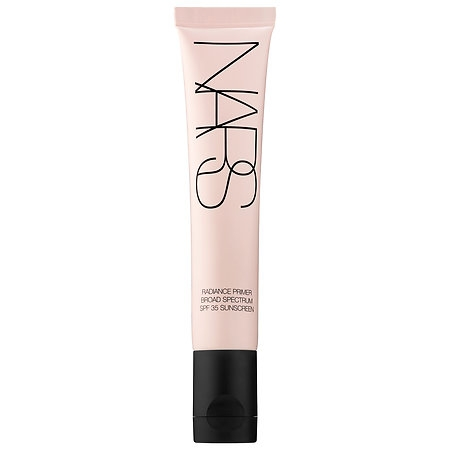 NARS Radiance primer. A must-have beauty product if you want to ensure an even and lasting makeup application.