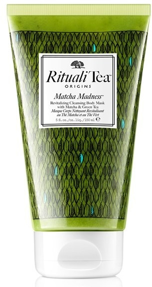 Rituali Tea ORIGINS Matcha Madness-Superfood beauty products that nourish skin and provide essential vitamins + antioxidants.