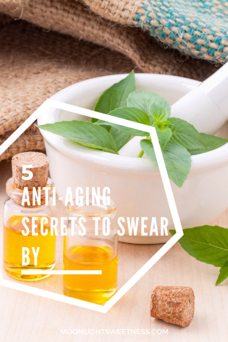 5 Anti-Aging Secrets to Swear By. Tricks to Add to Your Beauty Ritual and Achieve A Youthful Complexion