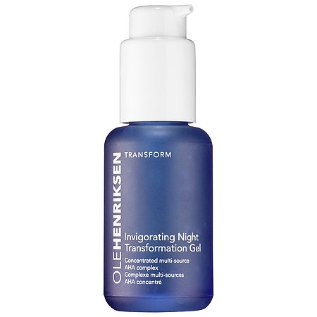 Beauty essentials for radiant skin-Ole Henriksen Invigorating Transformation Gel. What you need for a fair complexion.